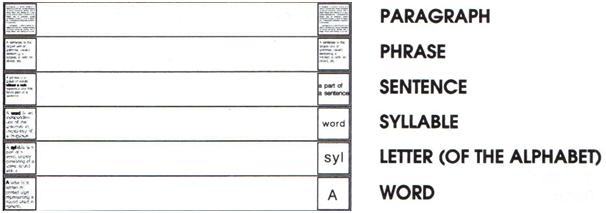 Unit 10 Letters Vocabulary